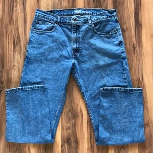 Levi's Signature Mens Relaxed Fit Jeans
